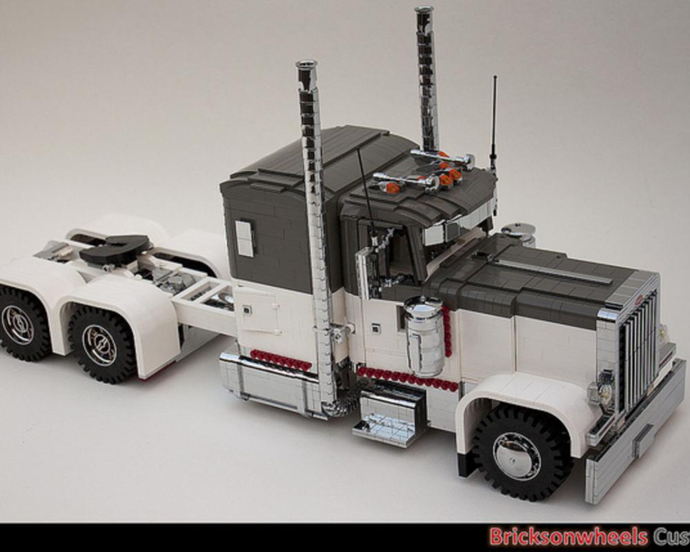 Peterbilt 379 Classic 1:13 | Flickr - Photo Sharing!
