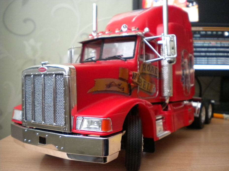 Peterbilt 377A Pictures & Wallpapers - Wallpaper #6 of 6