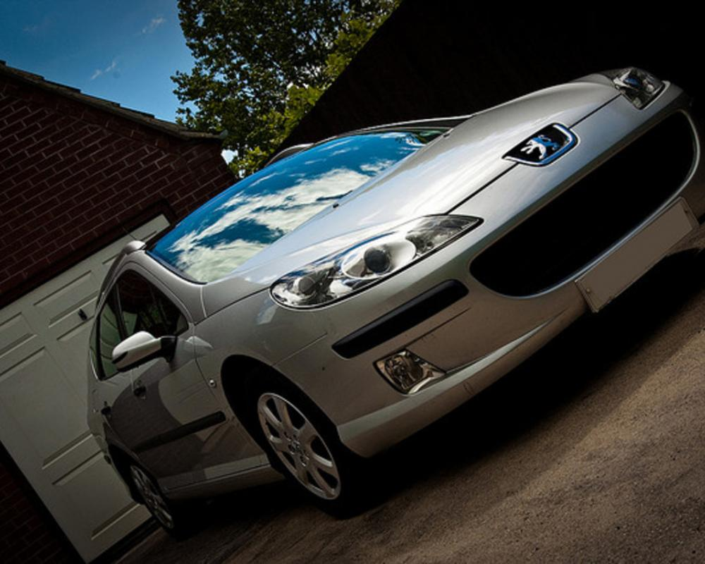 Flickr: The Peugeot 407 Pool