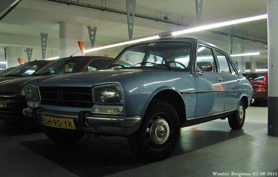 Peugeot 504 GL automatic 1978 | Flickr - Photo Sharing!