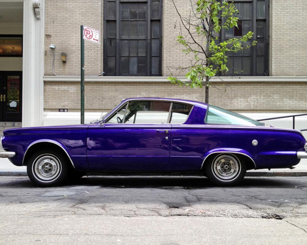 1965 Plymouth Barracuda | Flickr - Photo Sharing!