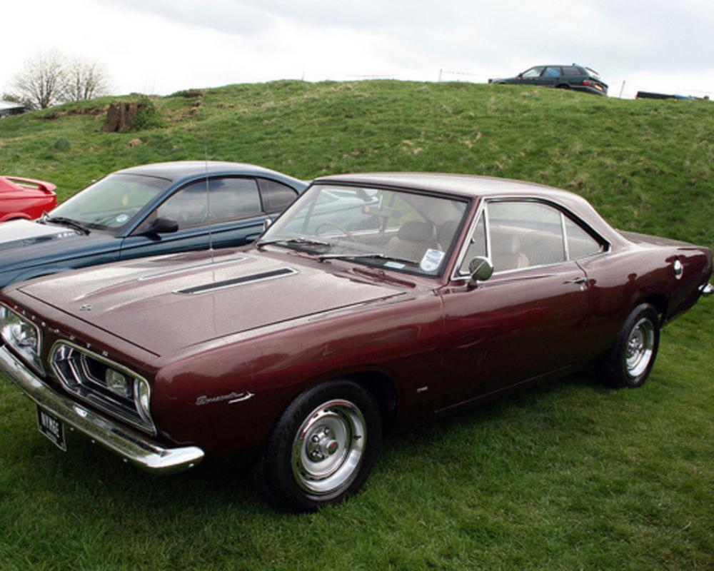 1967 Plymouth Barracuda | Flickr - Photo Sharing!