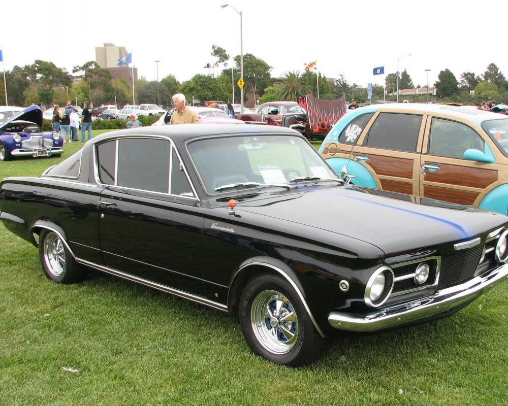1965 Plymouth Barracuda Formula S 'NET 910' 2 | Flickr - Photo ...