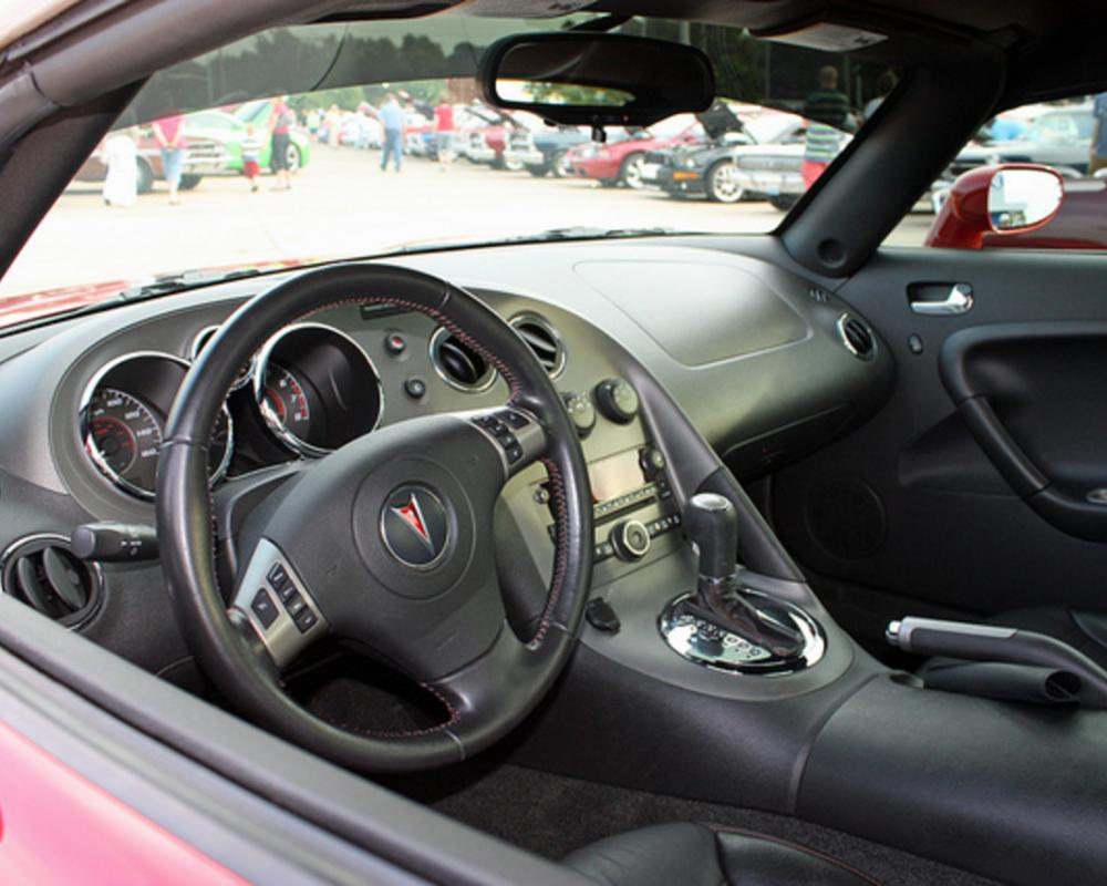 2007 Pontiac Solstice GXP Roadstere (2 of 5) | Flickr - Photo Sharing!