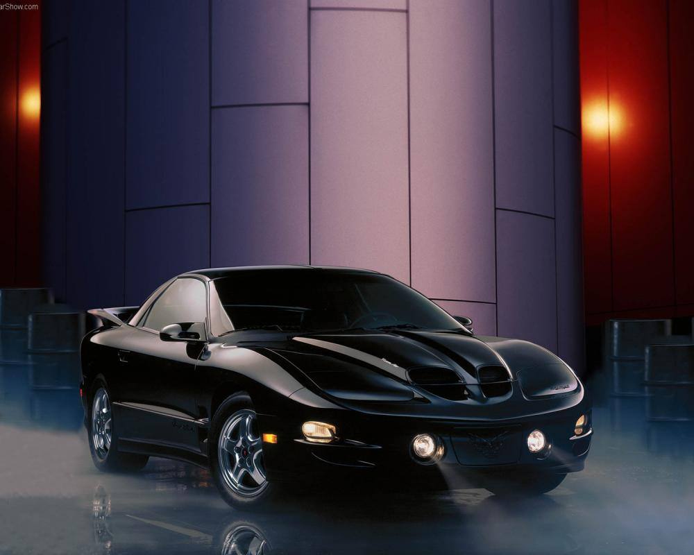 Pontiac Firebird - VisuaLogs # #