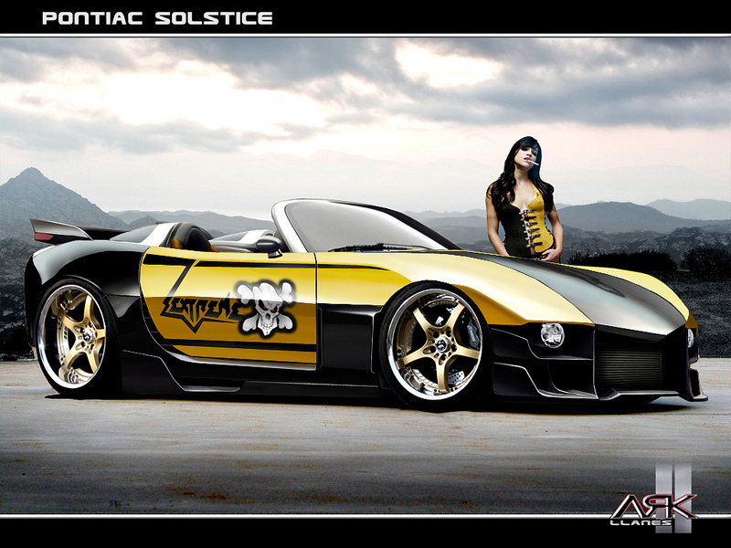 43_Wallpaper Pontiac Solstice tuning by ARK-Llanes | Flickr ...