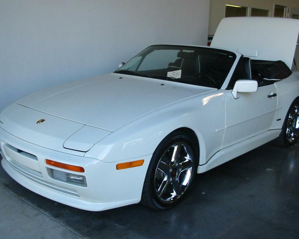 1990 Porsche 944 S2 Cabriolet (SAS) | Flickr - Photo Sharing!