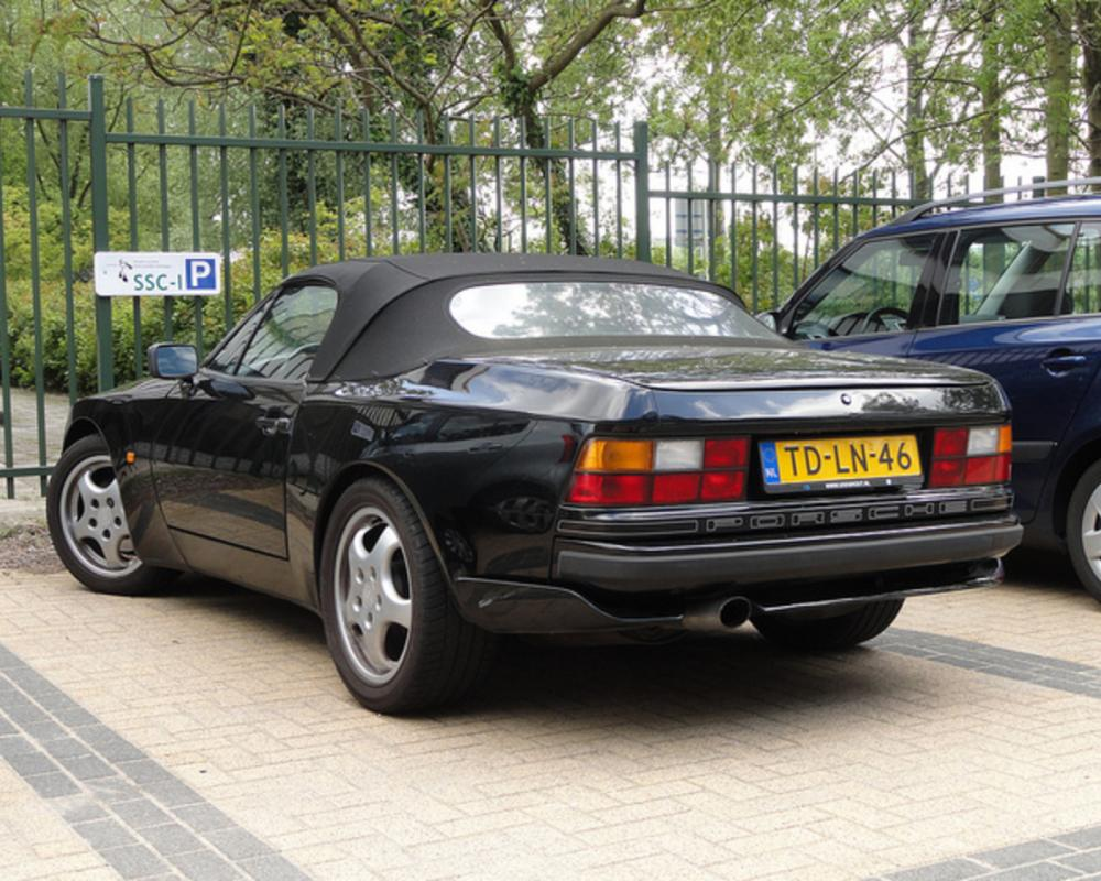 1989 Porsche 944 S2 Cabriolet | Flickr - Photo Sharing!