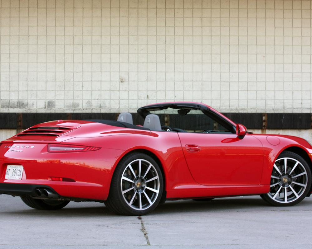 2012 Porsche 911 Carrera Cabriolet: Quick Spin Photo Gallery ...