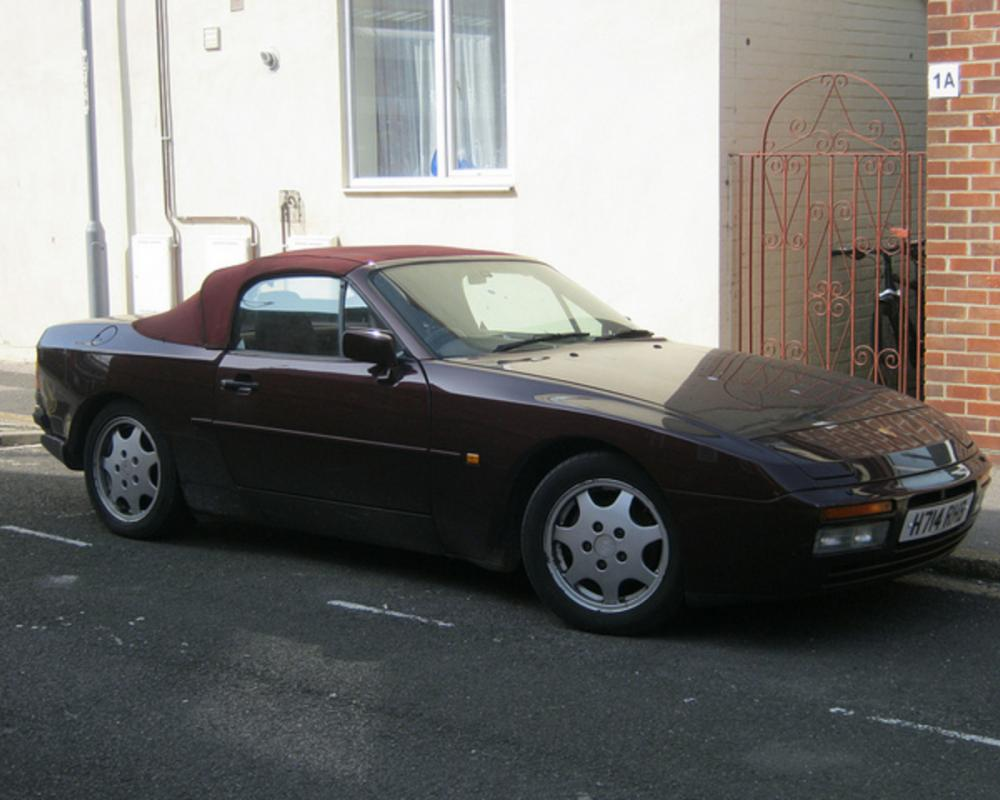 1991 Porsche 944 S2 Cabriolet | Flickr - Photo Sharing!