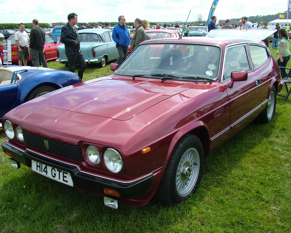 Reliant Scimitar GTE SE6 | Flickr - Photo Sharing!