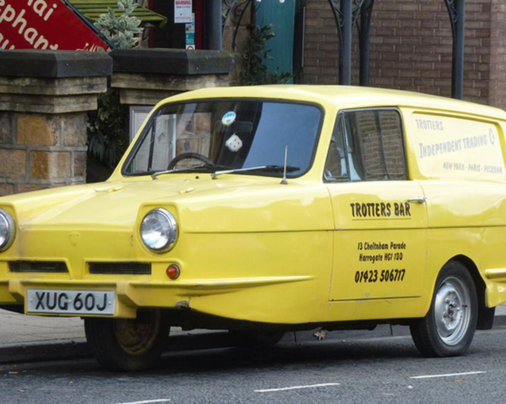 "Just For You Mick...."" 1971 Reliant Robin 3 Wheel Van XUG60J ..."