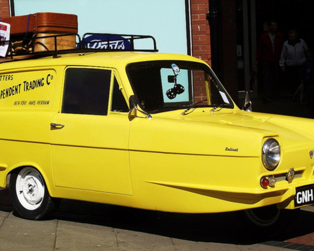 Flickr: The Only Fools and Horses and 3 Wheel Vans Pool
