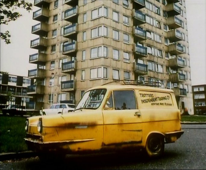Reliant Regal Supervan Photo Gallery: Photo #02 out of 12, Image ...