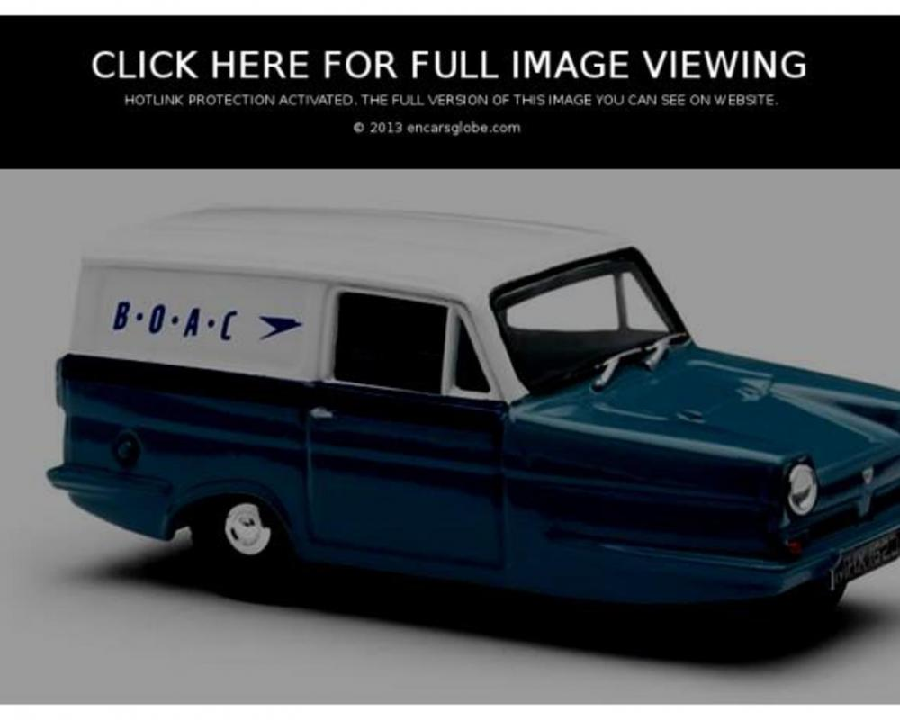 Reliant Regal Super Van 3 Photo Gallery: Photo #10 out of 12 ...