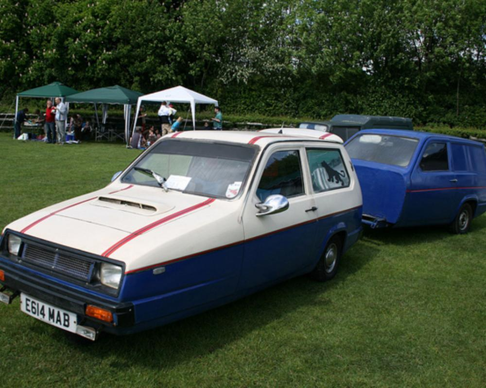 1988 Reliant Rialto | Flickr - Photo Sharing!