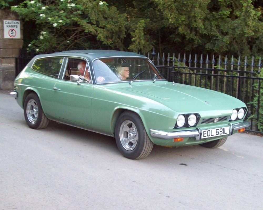153 Reliant Scimitar GTE SE5 (1968-75) | Flickr - Photo Sharing!