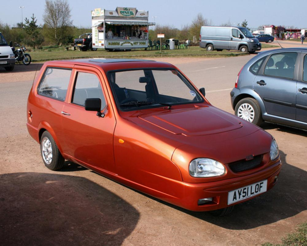 Reliant Robin BN-1 (2002) | Flickr - Photo Sharing!