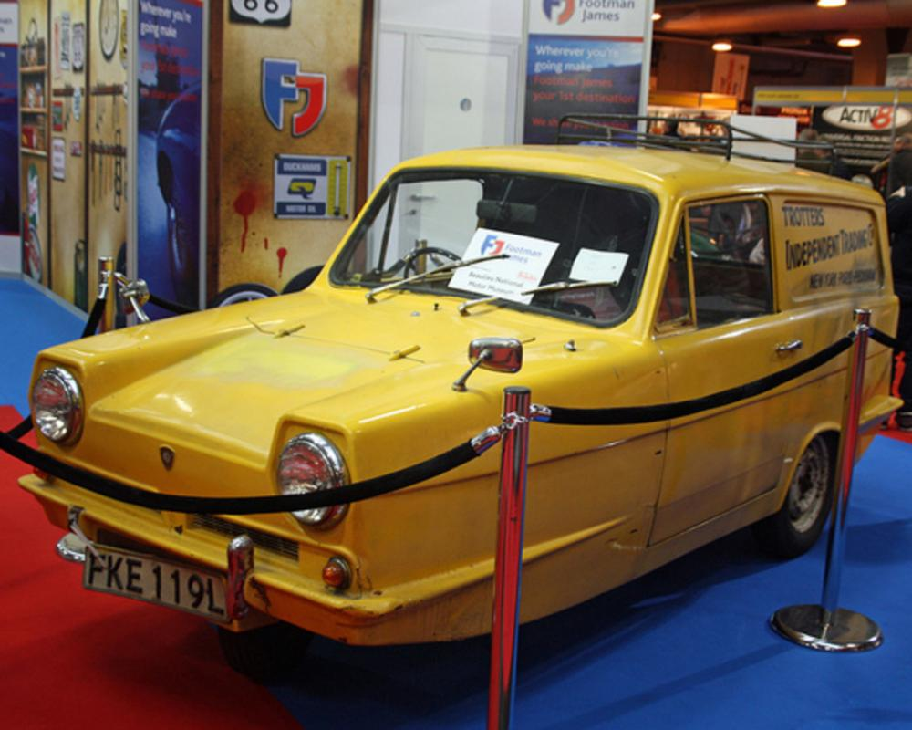 1972 Reliant Regal Super Van 3 Only Fools And Horses | Flickr ...