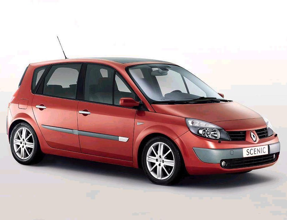 Fan site for the utterly wonderful Renault Scenic - Great design ...