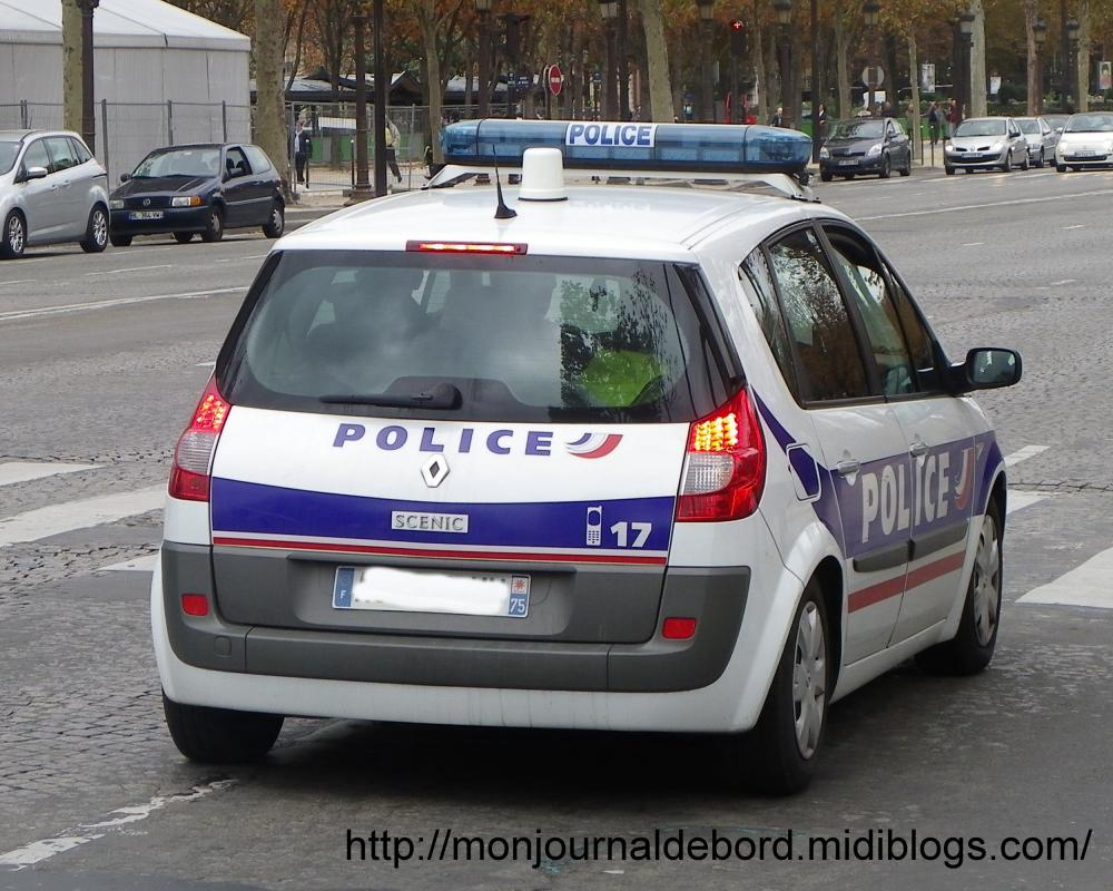Renault Scenic Police | Flickr - Photo Sharing!