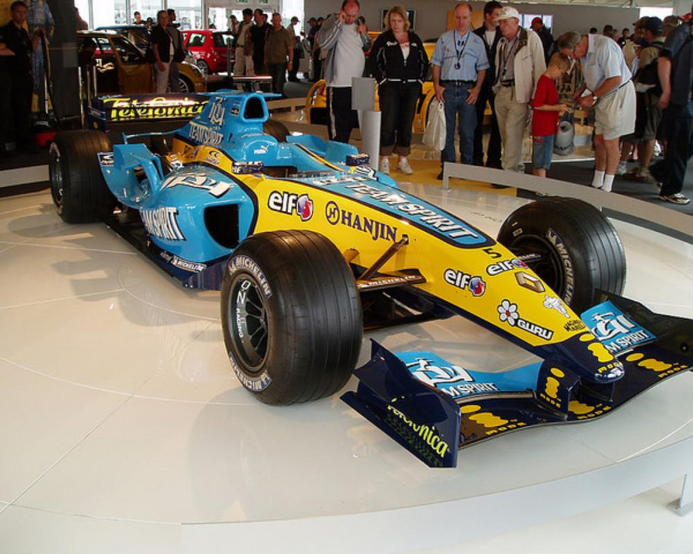 2004 Renault R24 | Flickr - Photo Sharing!