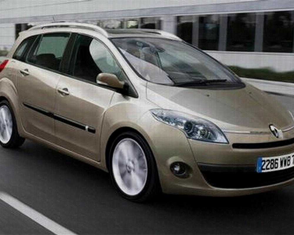 RENAULT SCENIC 2009 | Flickr - Photo Sharing!