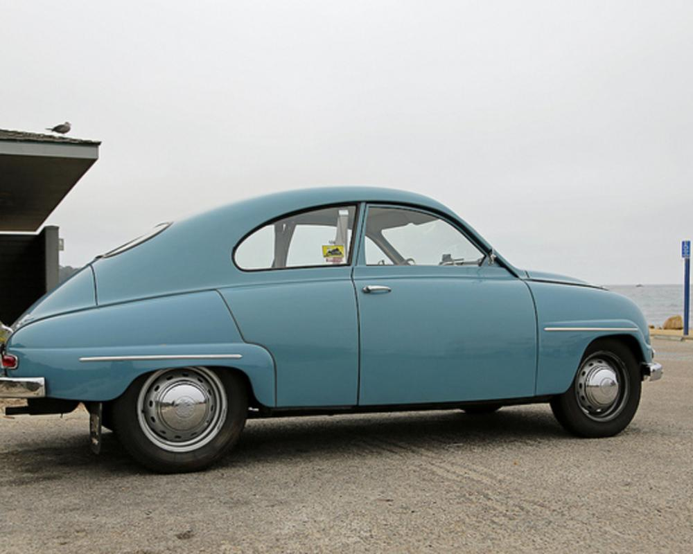 Saab 96 De Luxe 1961 3 | Flickr - Photo Sharing!