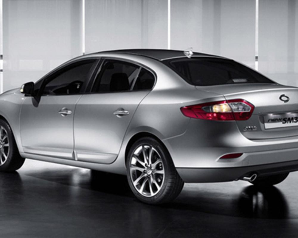 Renault-Samsung previews new SM3 sedan with Seoul Motor Show ...