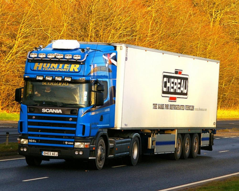Flickr: The Scania in the UK Pool