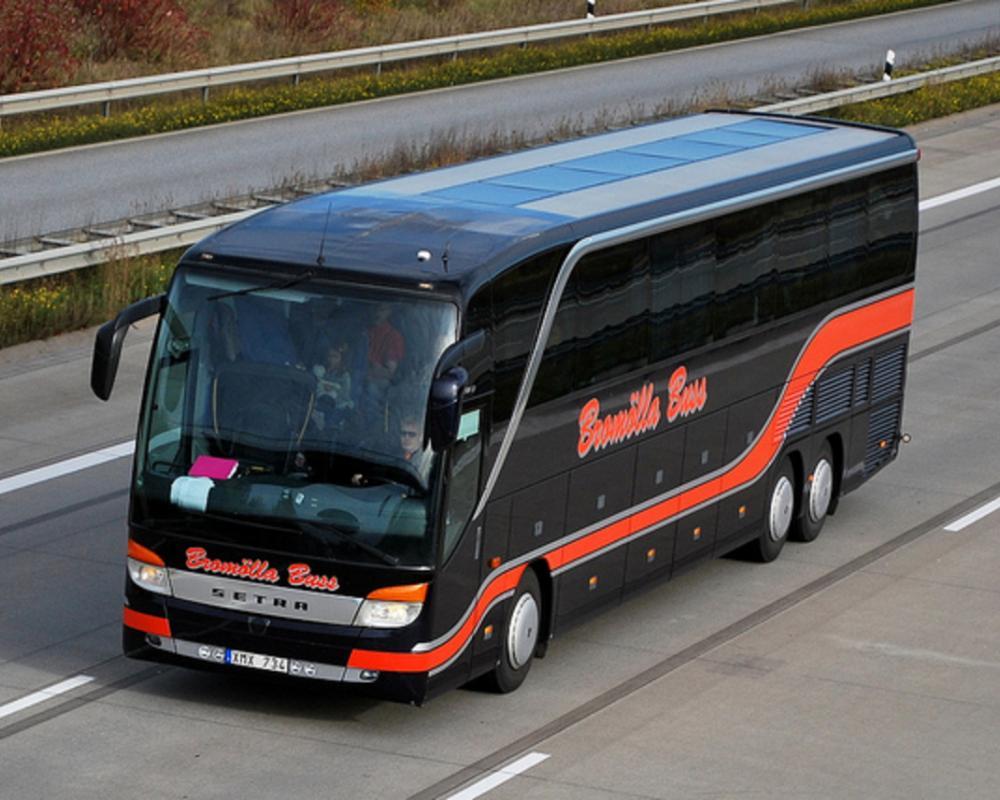 S - SETRA 417 HDH - BROMÖLLA BUSS | Flickr - Photo Sharing!
