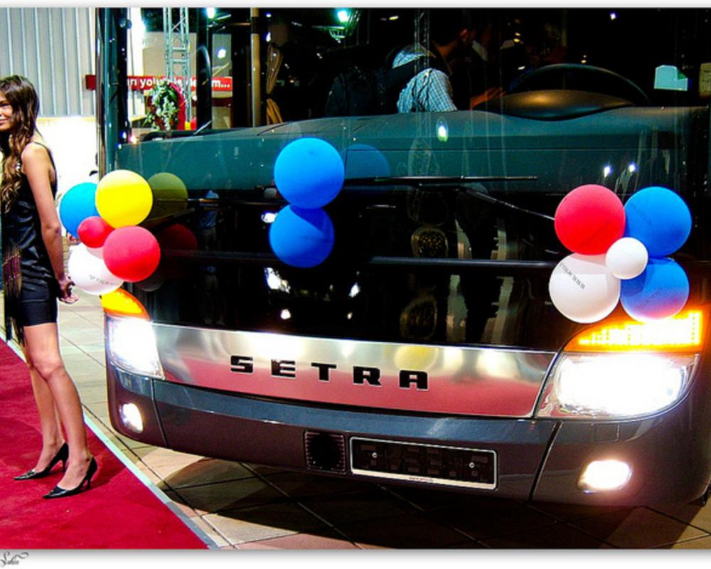 Setra S 431 DT | Flickr - Photo Sharing!