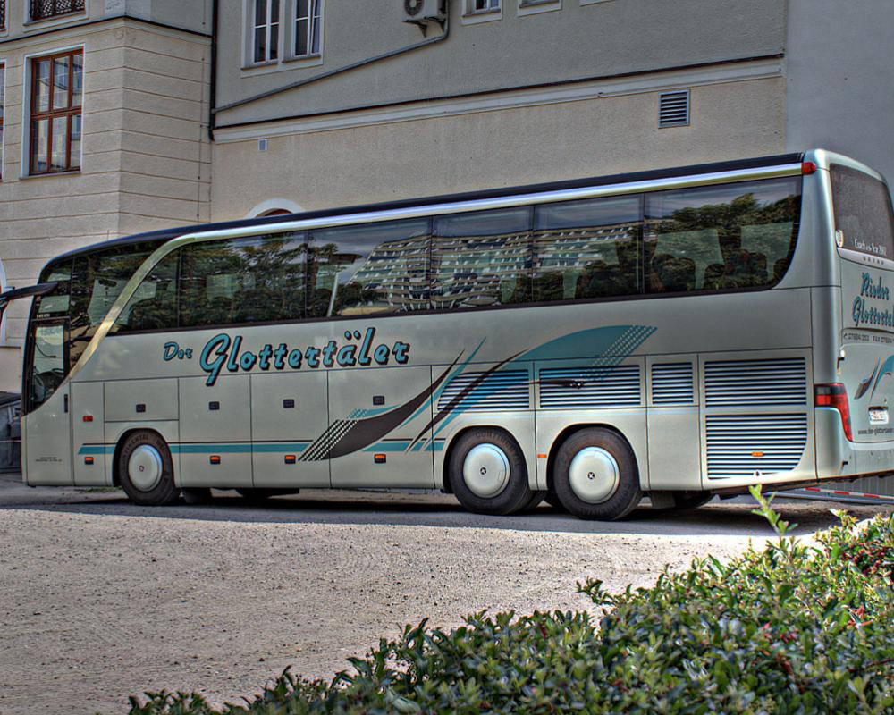 Kässbohrer Setra Bus - Der Glottertäler - HDR | Flickr - Photo ...