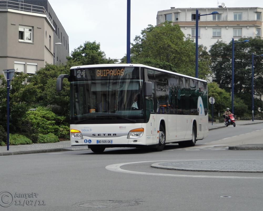 Setra S 415 NF - Bibus | Flickr - Photo Sharing!