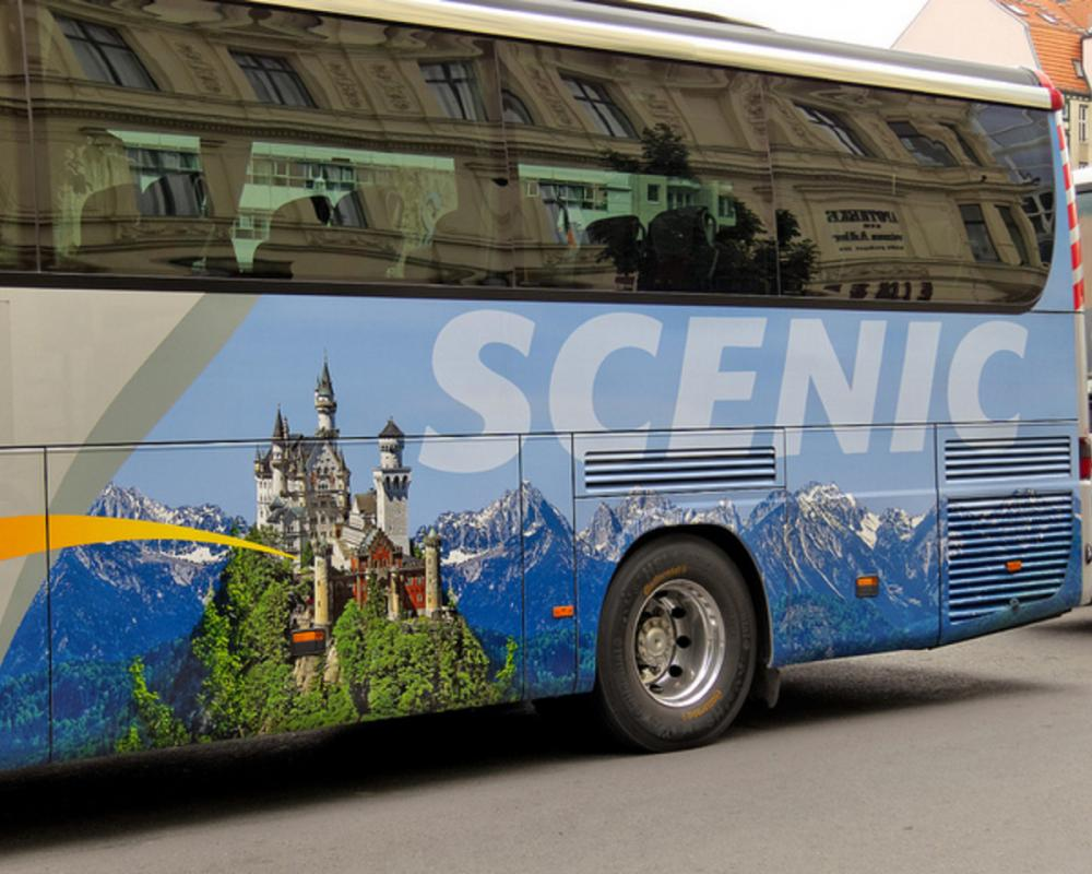 "Setra S 415 HD ""Scenic Tours"" 
