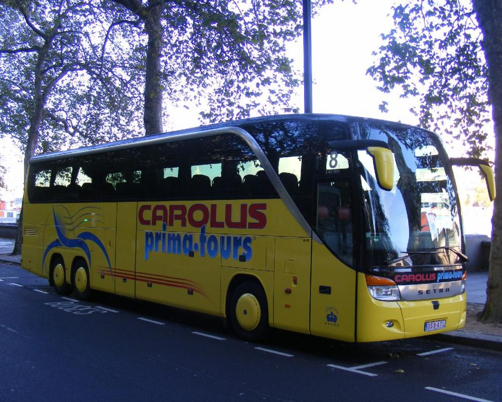 Carolus Prima Tours setra.Mol-Hasselt Belgium | Flickr - Photo ...