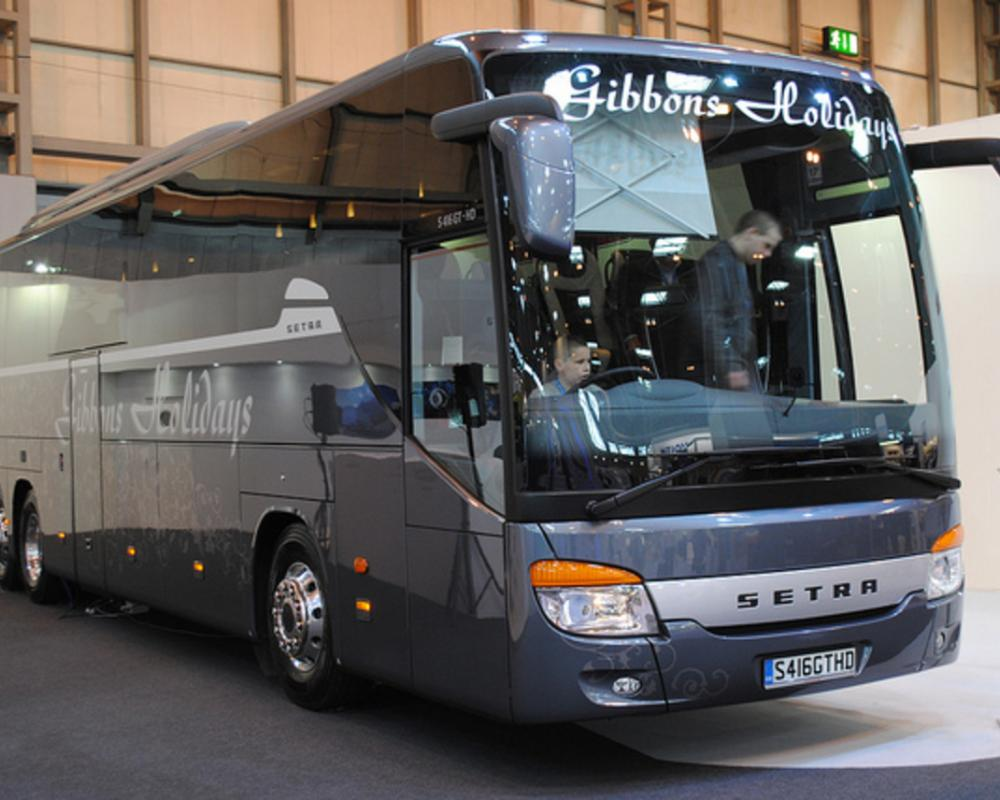 Flickr: The Bus UK: Unregistered, brand new Buses & Coaches. Pool