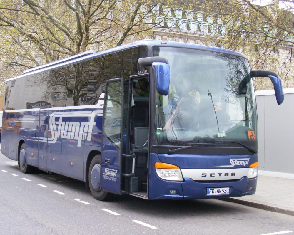 FD-AW 920 Setra S415 GT-HD, Stumpf, | Flickr - Photo Sharing!
