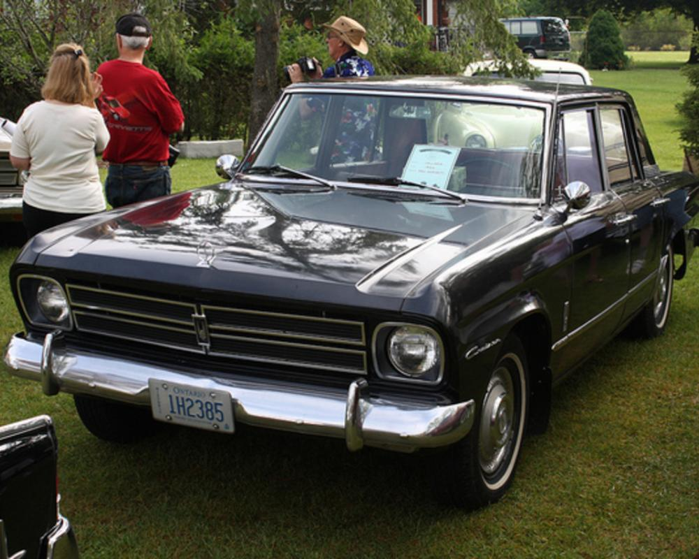1966 Studebaker Cruiser (Canadian) | Flickr - Photo Sharing!