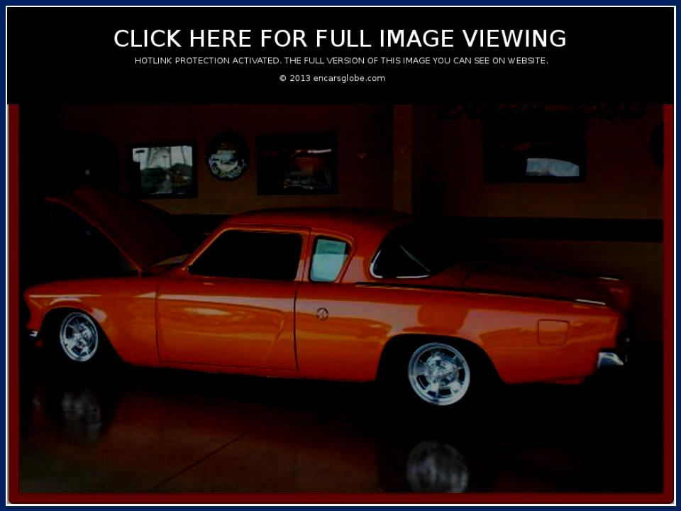 Studebaker Champion coupe: Photo gallery, complete information ...