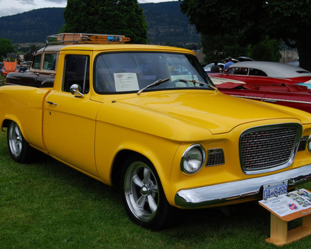 1961 Studebaker Champ | Flickr - Photo Sharing!