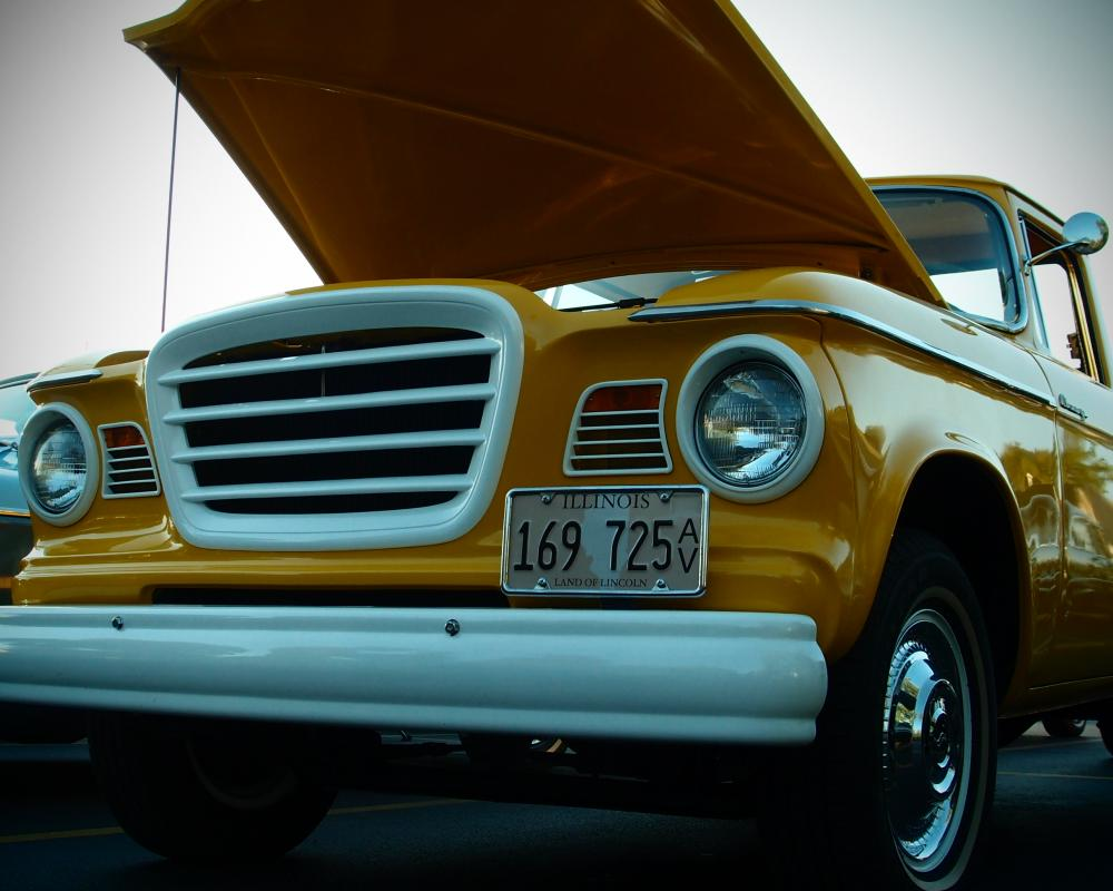 1963 Studebaker Champ Pick Up | Flickr - Photo Sharing!