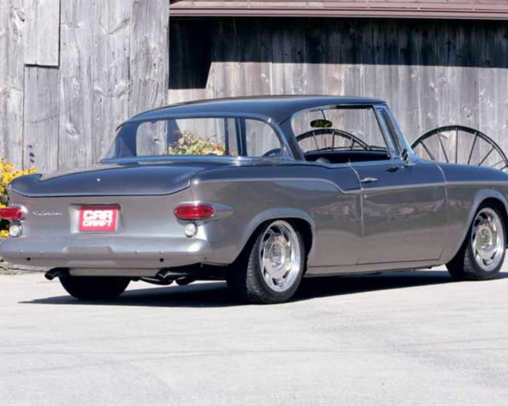 The Amazo Effect: The Studebaker Lark with a Corvette Heart