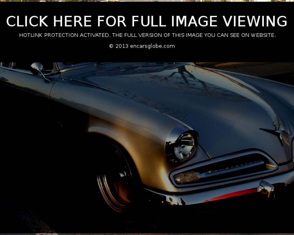 Pin Studebaker Champion Coupe Photo Gallery Complete Information ...