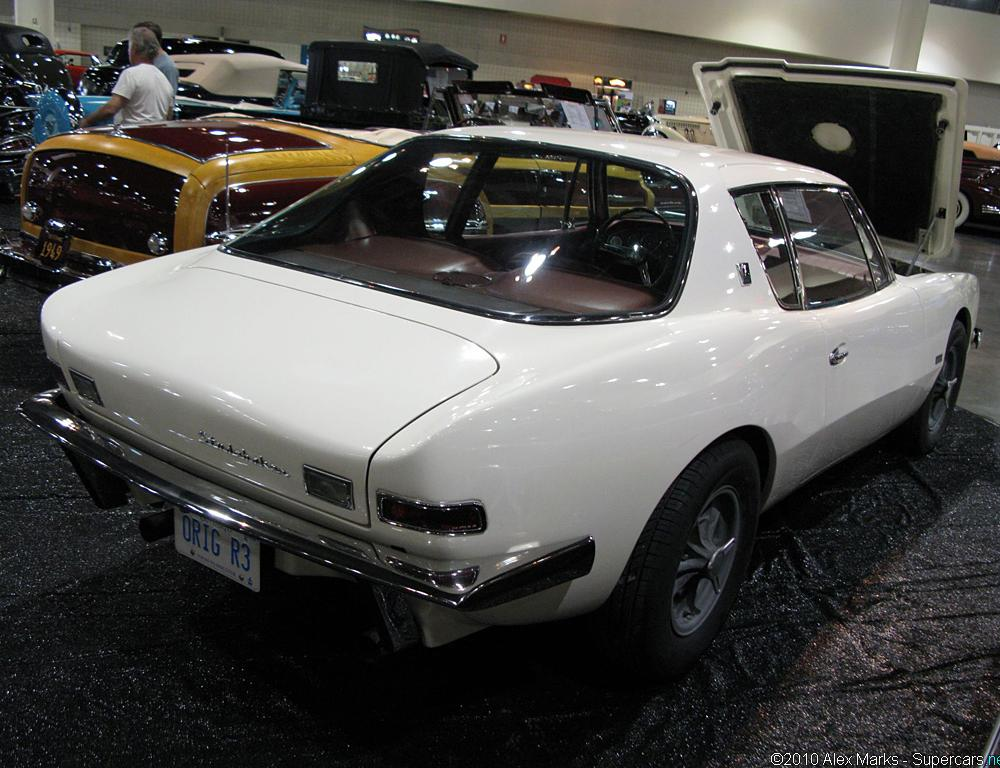 Studebaker Avanti R3: Photo #