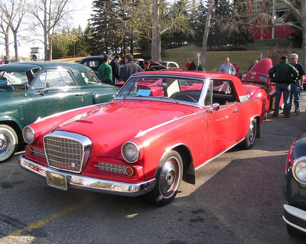 1963 Studebaker Gran Turismo Hawk | Flickr - Photo Sharing!