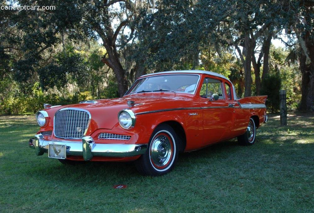 Auction results and data for 1956 Studebaker Power Hawk (56B ...