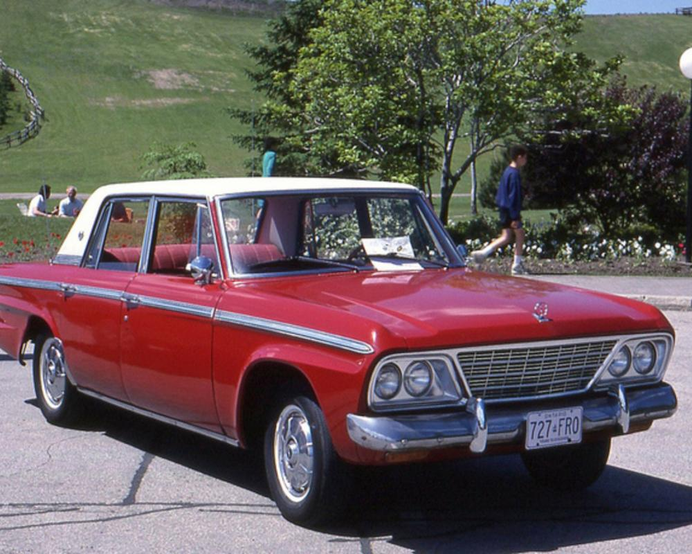 1965 Studebaker Cruiser 4 door (Canadian) | Flickr - Photo Sharing!