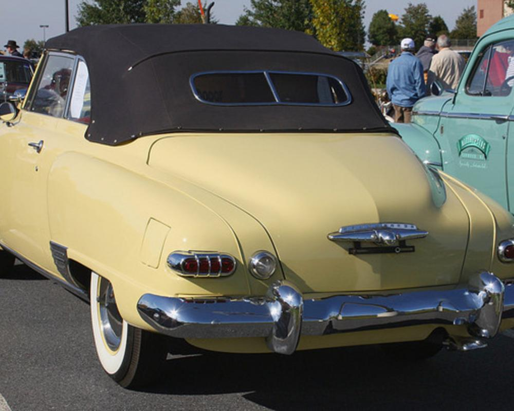 1949 Studebaker Commander convertible | Flickr - Photo Sharing!