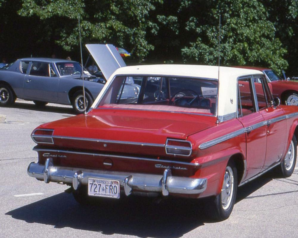 1965 Studebaker Cruiser 4 door | Flickr - Photo Sharing!